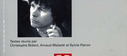 Vignette couverture Textuel Bernard Marie Koltès