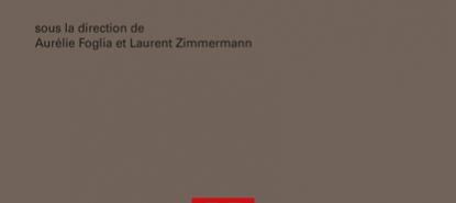 Couverture du numéro des Cahiers Textuel sur Aimé Césaire
